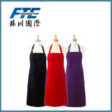 100% Cotton Printed Kitchen Bib Apron Colorful