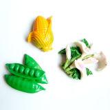Green Vegetable Shape Eco-Friendly Fridge Magnets (GV-716)