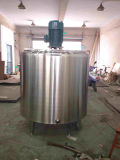 Mixing Tank for Sale (lid open)