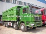 Shacman Dump Truck 8X4