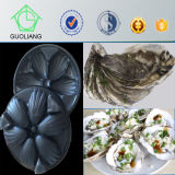Super Restaurant Customized Plastic Oyster Tray