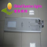 Solar DVR with Solar Street Light, Solar Lamp with PIR Sensor