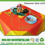 Nonwoven Spunbonded Table Cloth; TNT Table Cloth (NONWOVEN-SS03)