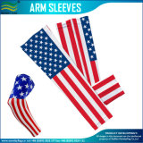 Unisex Natiaonal Flag Designs Sun Protection UV Resistance Cycling Running Arm Sleeves Sleevelet