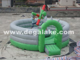 Inflatable Bouncy Castle Custom Made in PVC Material
