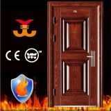 90mins Steel Apartment Fire Rated Door for Entrance