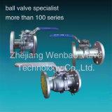 Stainless Steel Flanged Ball Valve (DIN/JIS/GB/API)