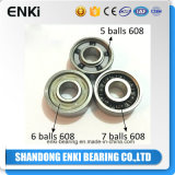 High Speed 5 6 7 Balls Skateboard Ceramic Bearing for Electric Bike