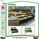 Supermarket Display Shelf for Fruits and Vegetables