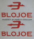 Custom Design High Quality 3D Soft Plastic Label
