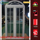 UPVC Double Glazed Window, Arched Casement Window with Colonial Bars