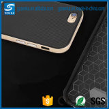 Carbon Fiber Back Phone Kickstand Case Cover for Oppo A33
