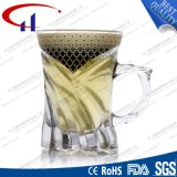 130ml Wholesale Clear Glass Cup for Coffee (CHM8153)