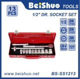 13 PCS 1/2′′ Socket Set