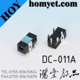DC Power Jack with DIP Type (DC-011A)