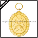 Bespoke High Quality 3D Metal Medal for Gift (BYH-101042)