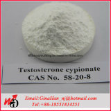 Effective Anabolic Steroids Testosterone Cypionate (CAS: 58-20-8) for Muscle Building