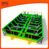 Mich Popular EPE Square Bungee Trampoline
