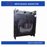 Weichuang raditor for diesel generator set.