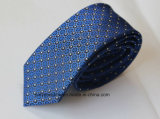 OEM Customed Handmade Silk Necktie Jacquard Tie