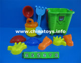Beach Set Toy Castle Bucket Beach Toy Sand Toy (655673)