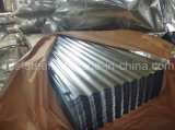 Galvanized Corrugated Iron Roofing Metal Sheet / Zinc Coated Steel Sheet