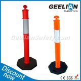 T-Top Traffic Plastic Delineator