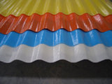 Polyester Resin Roofing Sheet, Fiberglass Plastic Roofing Plate
