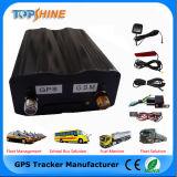 Fuel Monitoring Stop Car Remote Bluetooth RFID GPS Tracker
