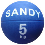 5kgs Rubber Medicine Ball