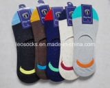 Non Slip Ankle Cotton Socks with No Show Socks