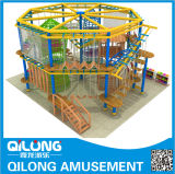 New Challenge Game of Indoor Playgroud Equipment (QL-150427H)