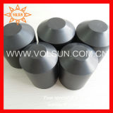 China Factory PE Heat Shrink End Cap with Glue