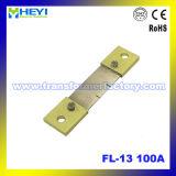 Ammeter Shunt DC Electrical Shunt (FL-13) 100A 75mv for Current Transformer Meter