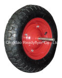 Rubber Wheel for Wheel Barrow