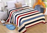 Super Soft Printed Flannel Blanket Sr-B170213-27 Printed Coral Fleece Blanket