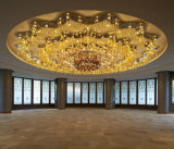 Hotel Art Chandelier Glass Pendant Light