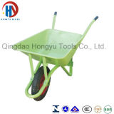Popular Green Color Wheel Barrow Wb22A (competitive price)