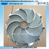Investment Casting Stainless Steel Pump Parts with CNC Machining