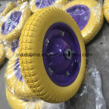 China 300-8 PU Foam Wheelbarrow Wheel