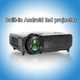 High Definition LED Projector LCD with Android (X500)