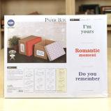 DIY Paper Gift Box Kit / Paper Storage Gift Box