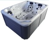 Free Standing Acrylic Outdoor Whirlpool Mini Bath Tub