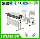 High Quality Double Student Table and Chair Set (SF-17D)