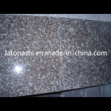 Cheap Pink Color G664 Granite for Floor Tile, Step, Stair