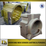 OEM Ductile Iron Sand Casting Pump Casing