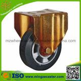 European Type Rigid Elastic Rubber Mold on Aluminium Core Caster