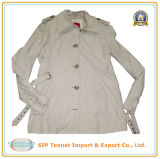 Lady's Windproof Coat
