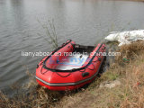 Liya 2.3m Wholesale Aluminum Boats Small Inflatable Boats