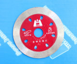 Various Sizes Wet Cutting Blade Continuous Rim Blade Type